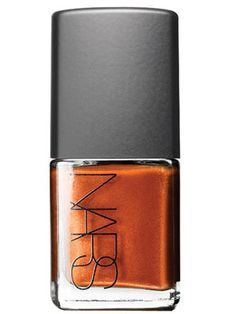 """Nars is a high-fashion makeup brand whose polishes are all """"three-free"""". If you follow makeup color trends from season to season, NARS is a great option. It's limited edition vintage shades are throwbacks to some of the most popular shades of the 90s, like this """"King Kong."""" ($15.50 at amazon.com or $17 at narscomsmetics.com  - GoodHousekeeping.com"""