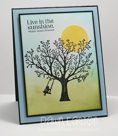 Live In The Sunshine FS310 by TreasureOiler - Cards and Paper Crafts at Splitcoaststampers