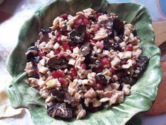 Salata de pui cu rodie - Bucataria cu noroc
