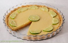 and shares her passion for sweets Key Lime Pie, Avocado, Lemon, Ale, Sweets, Baking, Fruit, Desserts, Food