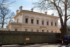 A massive 10-bedroom mansion on London's most expensive street has gone on the market for a whopping £85million