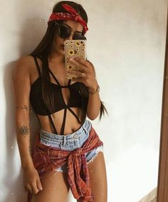 12 jan 2020 - Copy hard summer Festival Outfit Outfits Page Teenager 52 Teenager Outfits To Copy Right Now - Page 3 of 5 52 Teenager Outfits To Copy Right Now - Page 3 of 5 - Stylish Bunny # Rave Outfits, Edgy Outfits, Summer Outfits, Fashion Outfits, Music Festival Outfits, Festival Wear, Festival Fashion, Summer Festival Outfits, Music Festivals