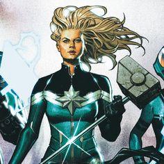 Captain Marvel Carol Danvers, Ms Marvel, Power Girl, Aquaman, Marvel Cinematic Universe, Princess Zelda, Comics, Fictional Characters, Beautiful