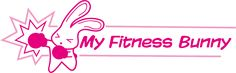 A fun Manga style logo for a women's boxing gym. #Manga #logo #fitness