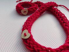 Crochet Necklace, Workshop, Bracelets, Jewelry, Crochet Collar, Bangles, Jewellery Making, Atelier, Arm Bracelets
