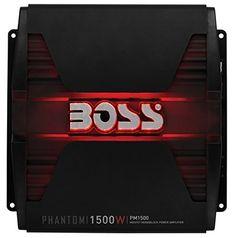 268 best car amplifier images car amplifier autos car audio boss audio pm1500 phantom 1500 watt monoblock class a b 2 to 8