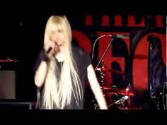 The Pretty Reckless - Seven Nation Army   ( Live 2012 ) Seven Nation Army, Pretty Reckless, Taylor Momsen, Live, Concert, Music, Youtube, Musica, Musik
