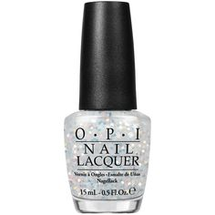 Opi Lights Of Emerald City ($27) ❤ liked on Polyvore