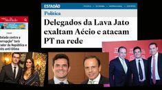 4 Notícias que mostram a proximidade de SERGIO Moro(PSDB/PR), Dallagnol(PSDB/PR) e delegados da Lava Jato com o PSDB