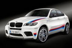 """BMW X6M Design Edition. La denominazione """"Design Edition"""" sta ad indicare che si tratta di una nuova versione speciale per il SUV-coupé ad alte prestazioni di Monaco di Baviera"""