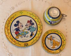 toy dishes 1950's - Google Search