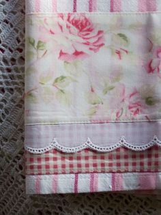 Decorate Shabby chic style. by Decorative Towels - Created by Cath., via Flickr