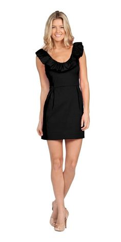 Emma Graham Dress love it! Preppy Style, My Style, Confessions Of A Shopaholic, College Fashion, Design Your Own, Black Cotton, Dress To Impress, Cold Shoulder Dress, White Dress