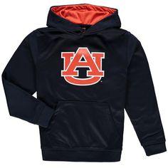 Auburn Tigers Colosseum Youth Poly Logo Fleece Hoodie - Navy - $34.99