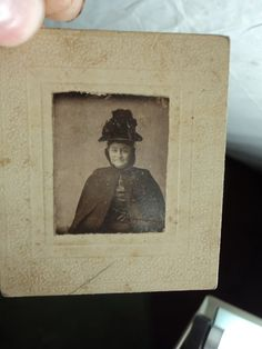 Who is this women?? Her photo fell out of the 1890's family bible we found in the church, was she someones lover? a member? Who?? We'll never know :(
