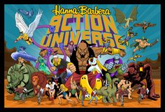 The Herculoids TV Series | was 5 years old when i first saw Space Ghost (1968). The Hanna ...