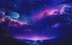 """""""星屑の海原"""" by yun_laurant. Click here for animated GIF: http://31.media.tumblr.com/0c2e8c7f01ce58fed77b565c99ebcd1f/tumblr_msb4ck9Iaz1su612oo5_500.gif"""