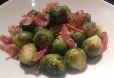 kelbimbó sonkával Parma, Sprouts, Vegetables, Food, Fitness, Essen, Vegetable Recipes, Meals, Yemek