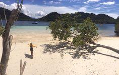 Let's get lost  #travelling #beach #summer #exploreindonesia #explorelampung #pahawangisland #photograph #photography