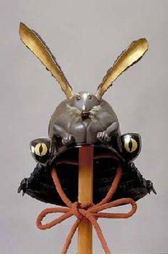 Samurai bling: Crazy armor and helmets from medieval Japan Ronin Samurai, Samurai Weapons, Samurai Helmet, Samurai Armor, Arm Armor, Samurai Costume, Japanese Warrior, Japanese Sword, Samourai Tattoo