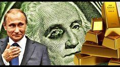 """Moskau stockt seine Goldreserven seit Jahren konsequent auf. Dies und die Anti-Russland-Sanktionen des Westens bedeuten unausweichlich das Ende des Dollars, wie das Portal """"rueconomics"""" schreibt. M…"""
