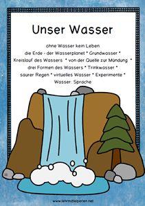 Unser Wasser - für die Grösseren (Ampelhefte)