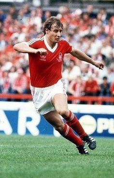 Asa Hartford of Nottingham Forest in 1979.