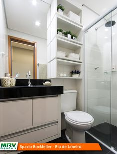 Tips to decorate your bathroom elegantly - My Romodel Bathroom Design Small, Bathroom Layout, Bathroom Interior Design, Bathroom Storage, Small Toilet, Beautiful Bathrooms, Small Apartments, Bathroom Furniture, Sweet Home