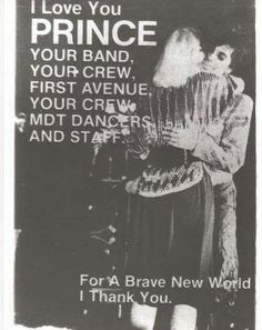 Classic Prince   1984/85 Purple Rain - from the 1st Avenue show where most of Purple Rain songs were taken from!