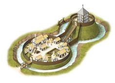 medieval village - Google Search
