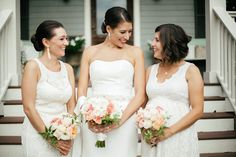 A Sunny Brunch Wedding at Front Porch Farms in Tennessee
