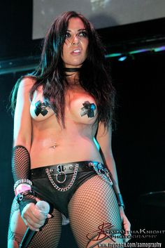 The Butcher Babies  Samantha Knight