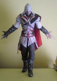 Paperized: Assassin's Creed - Ezio Auditore da Firenze Paper ...