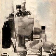 Cocktails, Bon Apetit, 1961