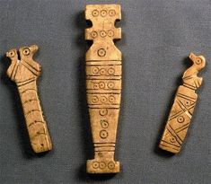 "World History Facts — Ivory ""counters"" from Mohenjo-Daro, dating from..."