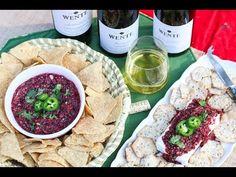 Cranberry Salsa Recipe - YouTube