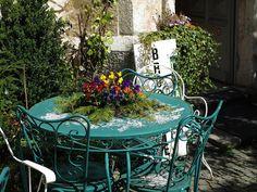 St. Ursanne Outdoor Furniture Sets, Outdoor Decor, Patio, Home Decor, Court Yard, Yard, Terrace, Room Decor, Home Interior Design