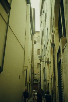 Florence. 35mm Film Photography