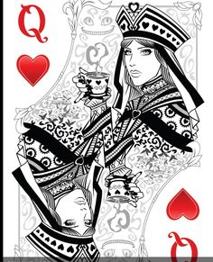 We scorpios are like the Queen  of Hearts,when you play with our hearts we play with cards and hearts for our revenge .