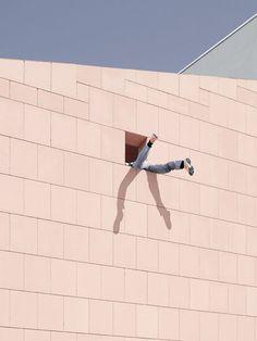 Faire le mur...
