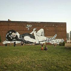 faile - street art - greenpoint - brooklyn - new york city