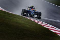 2016 Chinese Grand Prix - Sauber
