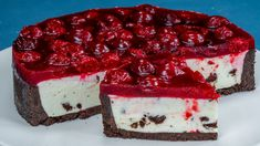 Flan, Oreo Biscuits, Cheesecake Cake, Sweet Memories, Cheesecakes, No Bake Cake, Cherry, Pudding, Sweets