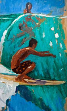 surf art***Research for possible future project.