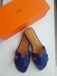 38555e47fe3 Hermes H Slipper(To order please contact with us)