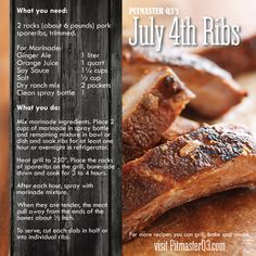 Recipe for ribs on Myron Mixon's Pitmaster pellet grill and smoker. Pulled Pork Grill Recipe, Pulled Pork Recipes, Bbq Pork, Bbq Ribs, Barbecue, Smoked Meat Recipes, Healthy Grilling Recipes, Rub Recipes, Smoking Recipes