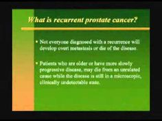 """Effects of a Plant-based Diet on Disease Progression in Recurrent Prostate Cancer"" - by  PCRM"