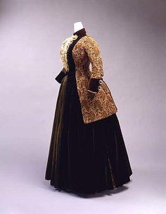 Dress  1880  The Metropolitan Museum of Art