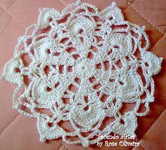 Tecendo Artes em Crochet: Motivos de crochê                                                                                                                                                                                 Mais