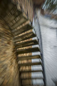Otra escalera....
